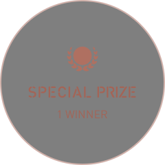SPECIAL Prize 1 WINNER