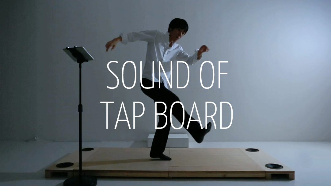 SOUND OF TAP BOARD
