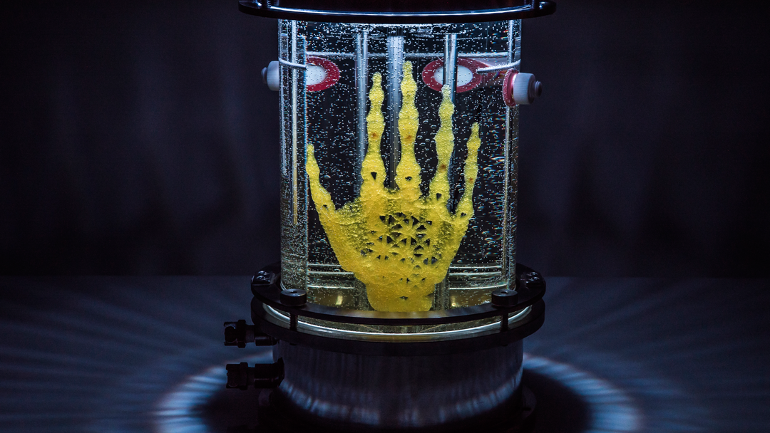 Regenerative Reliquary