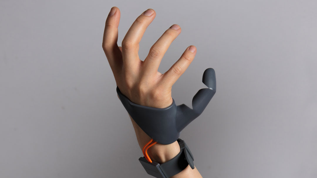 Haptic Design Award : The Third Thumb