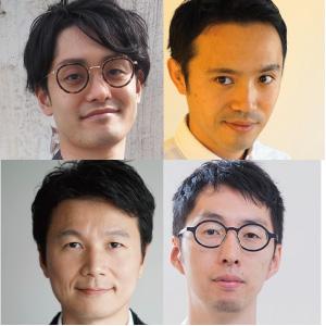 Junichi Yamaoka, Ryuma Niiyama, Yasuaki Kakehi and Yoshihiro Kawahara