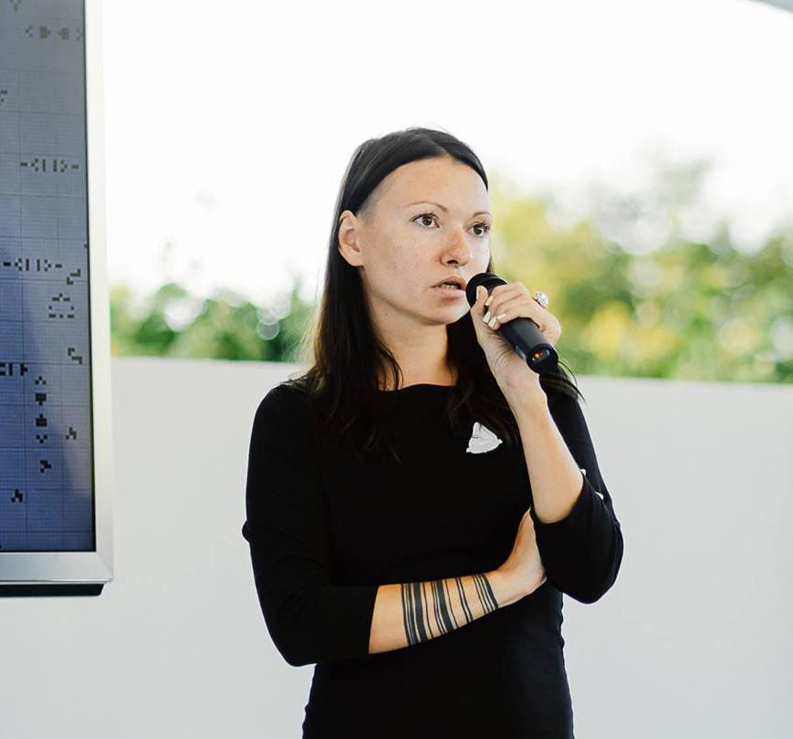 Helena Nikonole + Credits:  Veronica Samotskaya, Natalia Soboleva, Konstantin Yakovlev, Nikita Prudnikov